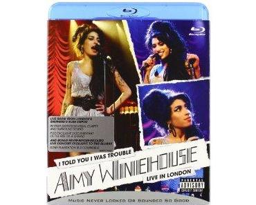 Amy Winehouse – I Told You I Was Trouble/Live in London [Blu-ray]