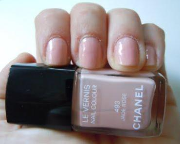 Chanel Lack #493 Jade Rose