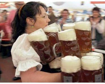 Bierfestival in Berlin: Aphrodisisches Bier