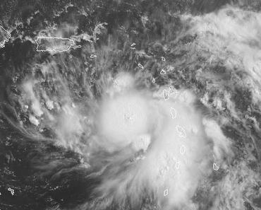 Tropischer Sturm EMILY wohl kein Hurrikan - möglicher Impakt über Florida, Georgia oder South Carolina