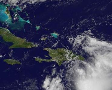 Tropischer Sturm EMILY am 3. August 2011: Nicht alles bleibt anders (inkl. erstes HD-Foto), Kuba wieder in Gefahr