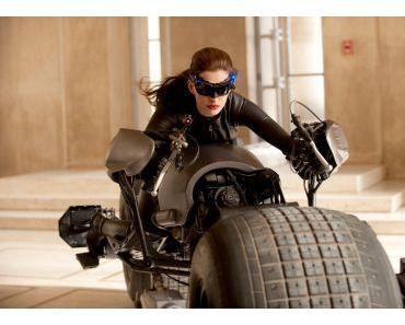 Erstes Bild von Hathaway in 'The Dark Knight Rises'