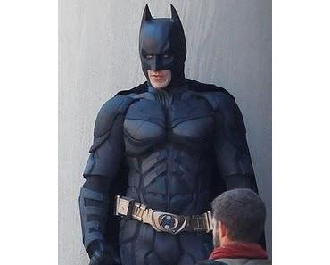 The Dark Knight Rises: Zahlreiche Set-Fotos online