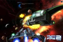 Galaxy on Fire 2™ Full HD: Fishlabs kündigt für Mac & iPad 2 optimierte Version an