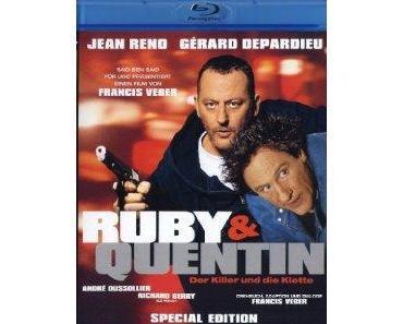 Ruby & Quentin Bluray