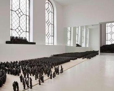 """Siegfried Neuenhausen in Hannover - Teil 1 der Doppelausstellung im Kunstverein: """"Kleine Welten"""", nur noch bis 14. August 2011"""