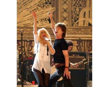 """Maroon 5 feat. Christina Aguilera in """"Moves like Jagger"""""""