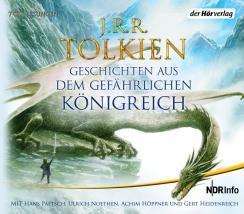 {Hörbuch-Rezension} Geschichten aus dem gefährlichen Königreich von J. R. R. Tolkien