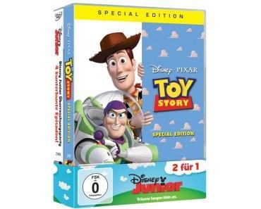 DVD Start der Disney Junior Packs 1-12