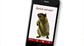 Vorgestellt: Murmeli, das sprechende Murmeltier