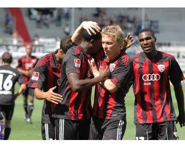 Ingolstadt holt einen Punkt gegen FSV Frankfurt