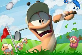 """Die Würmer kommen zurück: Team17 kündigt """"Worms Crazy Golf"""" für iOS an"""