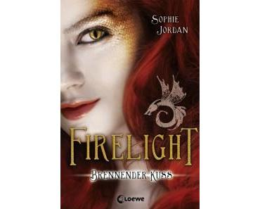 Rezension - Firelight – Brennender Kuss