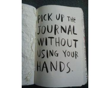 Wreck this Journal, die Zehnte
