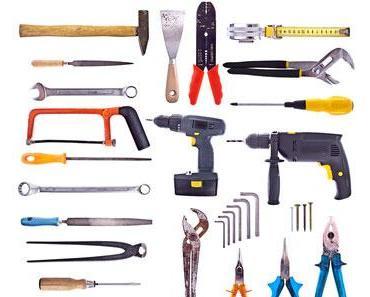 Die Werkzeug-Grundausstattung