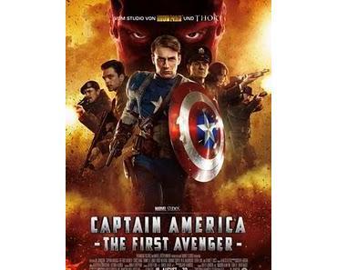 Kinofilm Captain Amerika