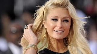 Paris Hilton twittert Einbruch