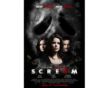 """""""Scre4m"""", der 4. Teil der Scream Reihe"""