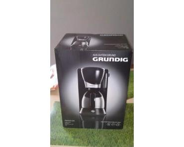 Grundig Kaffeemaschine KM 5040 von real