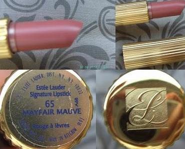 "Estée Lauder Signature Lipstick ""Mayfair Mauve"""