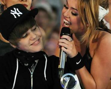Justin Bieber und Miley Cyrus?