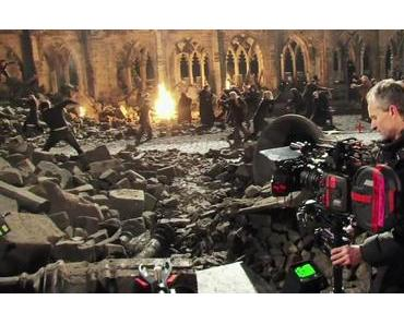 Neue Behind-the-Scene Bilder zu Harry Potter