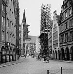 Prinzipalmarkt Münster in historischen Aufnahmen