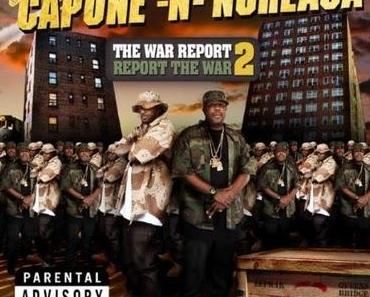 Capone'n'Noreaga - The War Report II [Ice H2O / Soulfood] ... Der Queensklassiker reloaded.