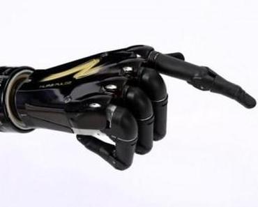Handprothese mit Gefühl