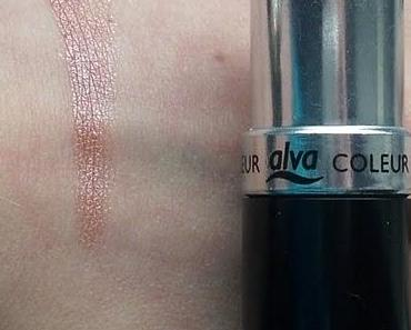 Review: alva Lippenstift 'pearl brown'