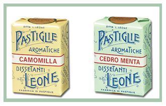 Pastiglie Leone // stilvoll & mit viel Geschmack