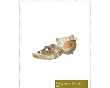 Eene, meene Schuh(-tick) | Kurzgeschichte in 12 Teilen