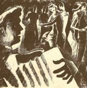Akkordeon-Orchester Langenhain: Ausstellung alter Harmonikas