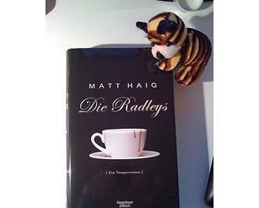 Rezension: Die Radleys von Matt Haig
