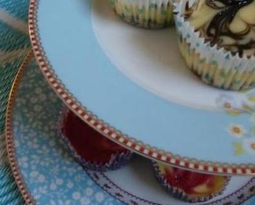 Perfekter Wochenstart mit Sonne und köstlichen Cheesecake-Cupcakes