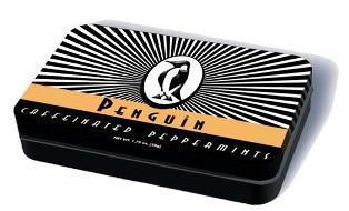 Coffee Power, Penguin Energy Gum & Peppermints