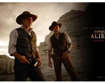 'Cowboys und Aliens' – Filmkritik