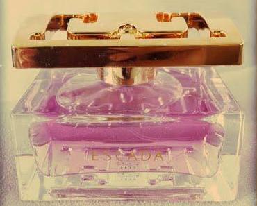 A special perfume.. Especially Escada