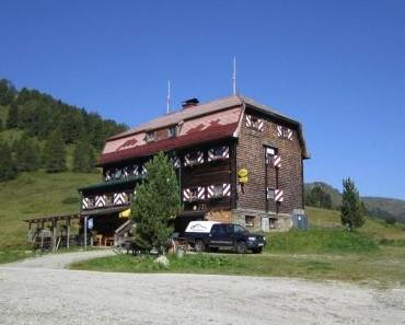 Lungau – Gaipahöhe, 22.08.2011