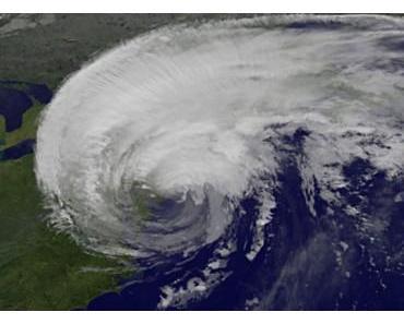 Hurrikan IRENE nähert sich New York