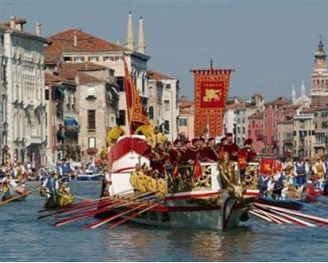 La Regata Storica Venedig 2011-08-26