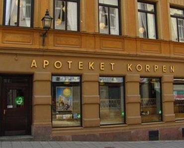 Apotheken in aller Welt, 155: Stockholm, Schweden
