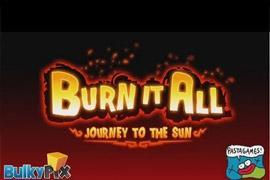 "Update: 25 neue Levels für ""Burn it All - Journey to the Sun"""