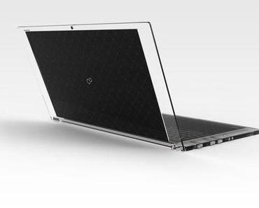 Could This Be The First Solar Powered Laptop?