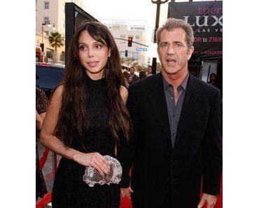 Mel Gibson: Urteil im Sorgerechtsstreit mit Oksana Grigorieva