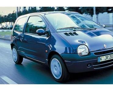 Der Renault Twingo mit Anlaufschwierigkeiten