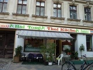 Gut essen in Berlin: Das Thai-Restaurant Bai Tong / Delicious Food in Berlin: Thai Restaurant Bai Tong