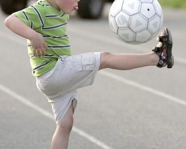 Sportliche Jugendliche entwickeln ein höheres Selbstwertgefühl