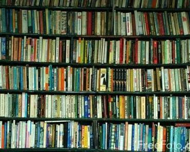 100 Bücher, die man (angeblich) gelesen haben sollte
