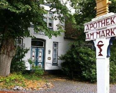 Apotheken in aller Welt: 161, Burg/Dithmarschen, Deutschland